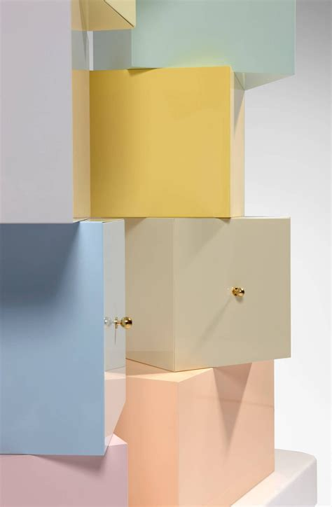 ettore console quot cubica quot console by ettore sottsass 1stdibs