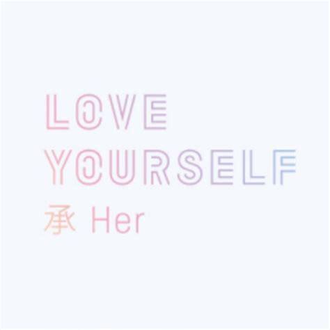 bts love yourself album download official bts love yourself her album cd poster kpop