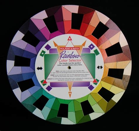 rainbow color wheel color wheel rainbow color selector quilting books and