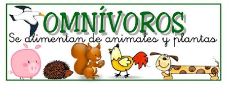 imagenes de animales omnivoros para niños la misi 243 n azul capitulo ix animales omn 205 voros