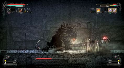 like souls here s how co op works in souls like 2d platformer salt