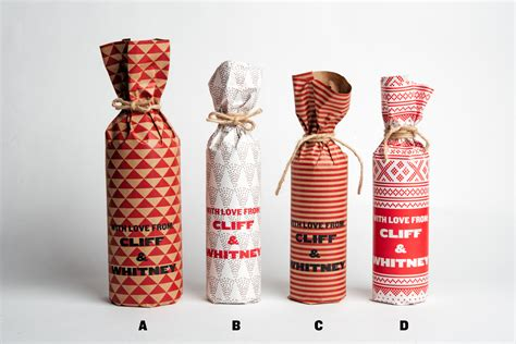 gift wrapping wine bottles wine bottle gift wrap