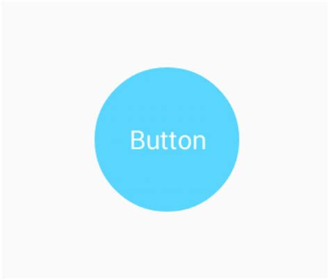 android shape create oval shape button in android xml android exles