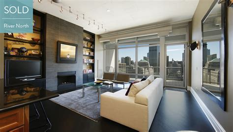 1 bedroom condo for sale chicago 333 n canal unit 2905 river north modern chicago homes