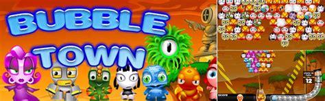 msn games free online games bubble town msn games free online games