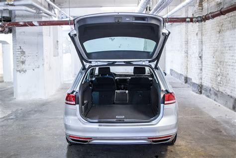 Vw Passat Variant Kofferraum Maße by Vw Passat Variant Gte Plug In Hybrid Im Test Vw Passat B8