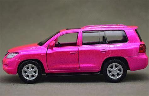 lexus pink pink blue 1 43 scale diecast lexus lx 570