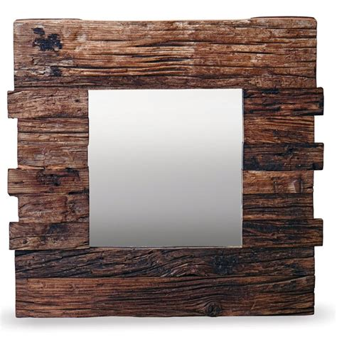 17 best images about reclaimed wood mirrors on