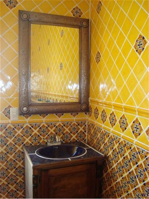 mexican tile bathroom ideas mexican bathroom decor best home ideas