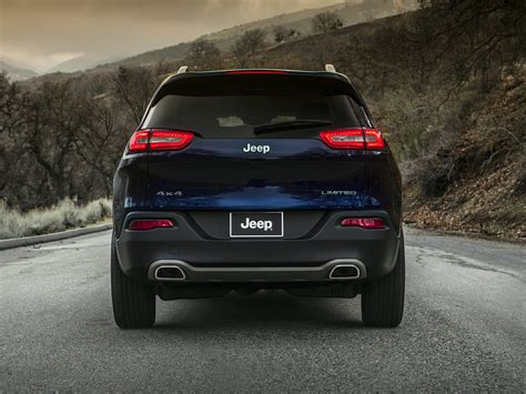 suv jeep 2017 2017 jeep cherokee price photos reviews features