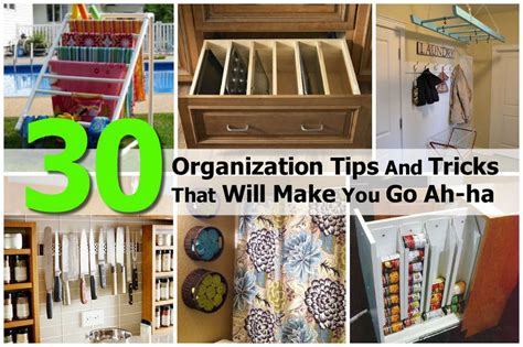 organizational tips 30 organization tips and tricks that will make you go ah ha
