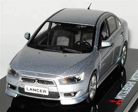 Vitesse 1 43 Mitsubishi Lancer Ex Car Limited Only 700 Pcs 1 43 mitsubishi lancer sports sedan 2008 cool silber silver dealer edition