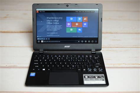 Laptop Acer Aspire E11 acer aspire e11 czyli pr 243 ba odpowiedzi na pytanie jaki