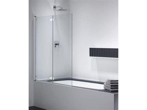 pareti per vasca da bagno parete per vasca pieghevole combi free ck 2 provex industrie