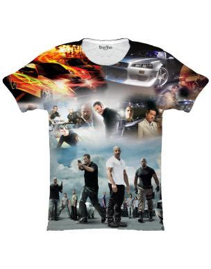 Tshirt The Fast And The Furious t shirt homme fast and furious