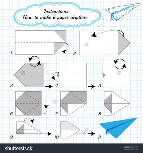 Origami Paper Airplanes Step By Step - free coloring pages origami paper airplanes 101