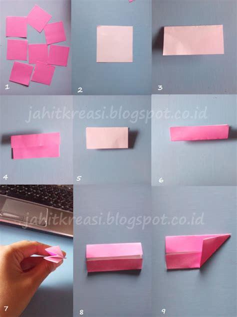 cara membuat origami bunga sakura yang mudah cara membuat origami bunga sakura berbagi tutorial aneka