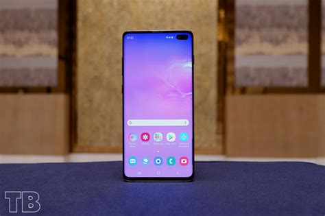Samsung Galaxy S10 6 1 by Samsung Galaxy S10 Is Now Official Features Rear Cameras Dual Selfie Shooter