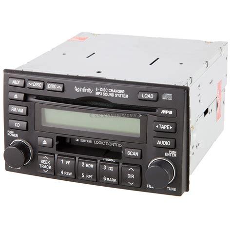 kia sedona radio kia sedona radio or cd player parts from car parts warehouse