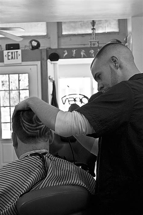 broadway barber shop surabaya barbershop branding on behance