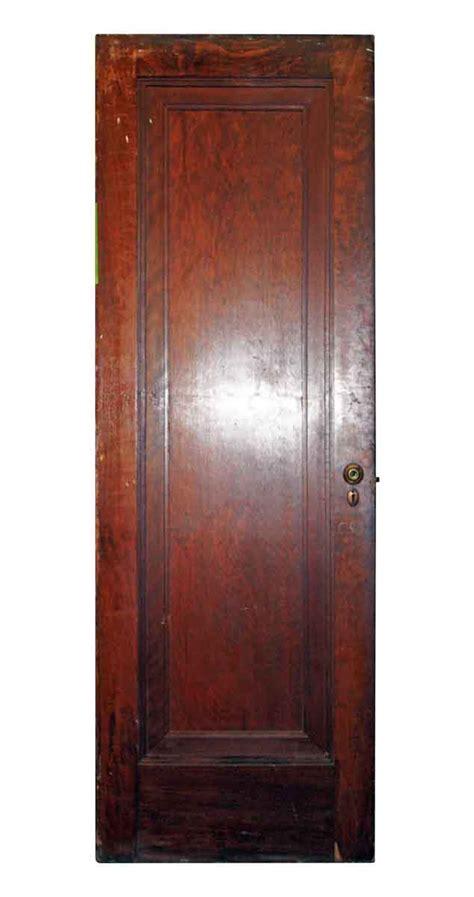 recessed panel doors double recessed single panel door olde good things