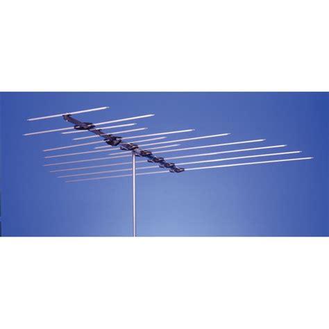 dl4 11 element vhf digital fringe antenna radio parts electronics components