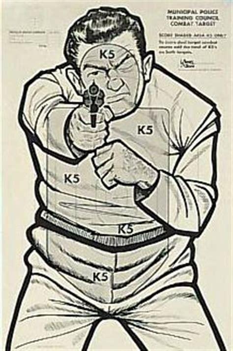 printable targets human targets on pinterest shooting targets shooting and star