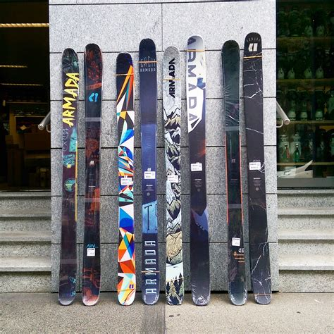 armada ski the new armada skis arrived kundalini