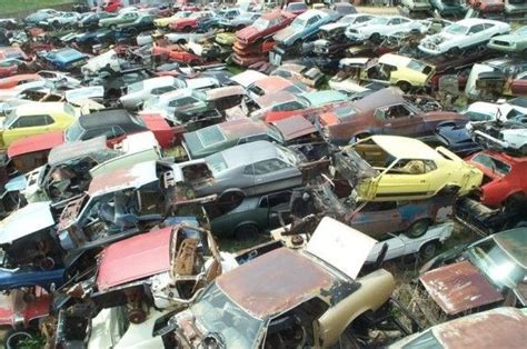 boat junk yards texas world s largest ford mustang salvage yard scrap yards in