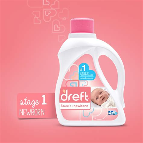 Amazon Com Dreft Baby Liquid Laundry Detergent 32 Loads Baby Laundry
