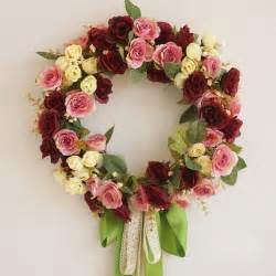 Aliexpress Com Koop Opknoping bloemen deur kransen koop goedkope bloemen deur kransen