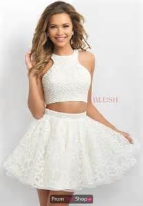 blush short organza dress 11154