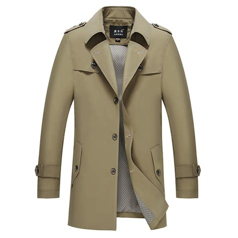 You Asked We Found Britneys Trench Coat by Mens Winter Thickened Warm Wool Coat Turndown Collar