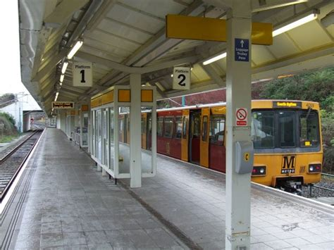 by metro newcastle airport file newcastle airport metro station geograph org uk