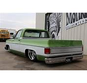 1976 CHEVROLET C 10 CUSTOM PICKUP  Rear 3/4 182061