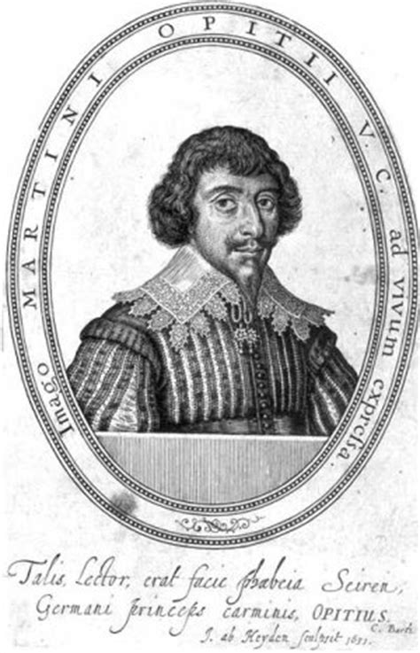 Martin Opitz von Boberfeld (1597-1639) - Forschungsprofil