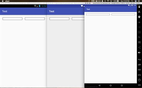 android layout width 0dp layout weights in android linearlayout don t work properly