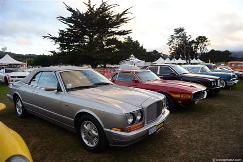 1997 bentley azure auction results and sales data for 1997 bentley azure