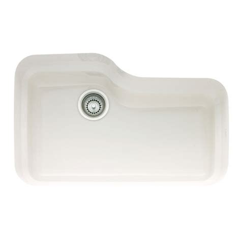 kitchen sinks orca fireclay undermount sinks by franke