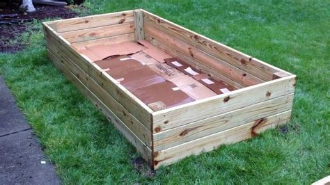 how to make a raised garden bed cheap cheap raised garden beds for your home