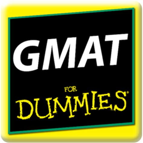 Usd Mba Gmat by The Gmat For Dummies 5th Edition Ebooks Education