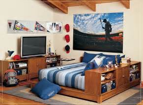 Teen Boys Bedroom Decorating Ideas Teen Room Ideas