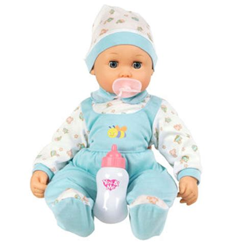 you me sweet dreams 45cm doll baby boy toys r us