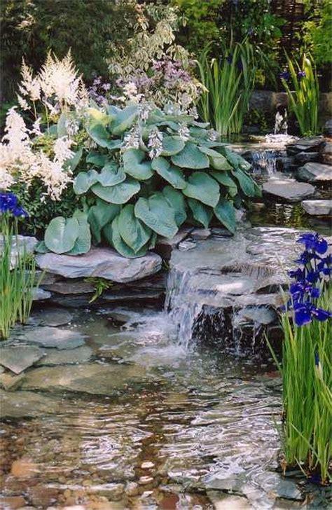 waterfall for backyard small waterfall pond landscaping for backyard decor ideas 34 decomg
