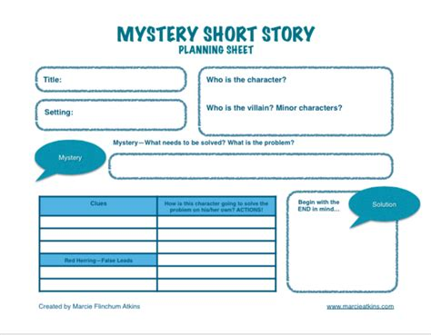 Group Blog Writing A Mystery For The Highlights 2015 Fiction Contest By Marcie Flinchum Atkins Writing A Mystery Story Template