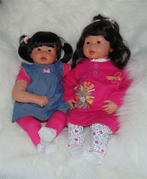 porcelain doll zoe baby zoey and baby zola s newborn dolls