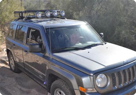 Jeep Patriot Light Bar by Jeep Patriot Modification