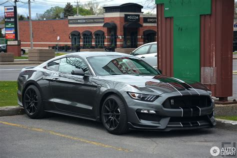 Ford Mustang Shelby 350 by Ford Mustang Shelby Gt 350 2015 17 Mai 2016 Autogespot