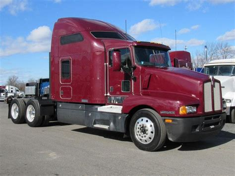 Kenworth T600 Studio Sleeper For Sale by Kenworth T600 In Pennsylvania For Sale Used Trucks On