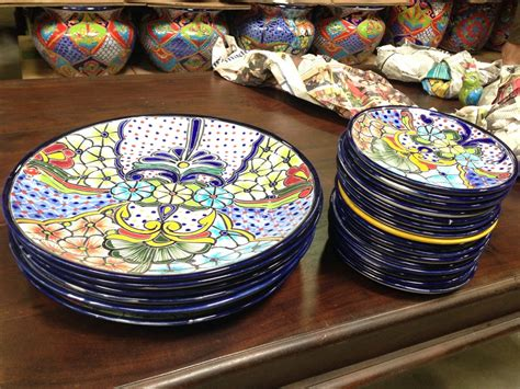 mexican dinnerware the adorable of mexican style dinnerware tedx decors